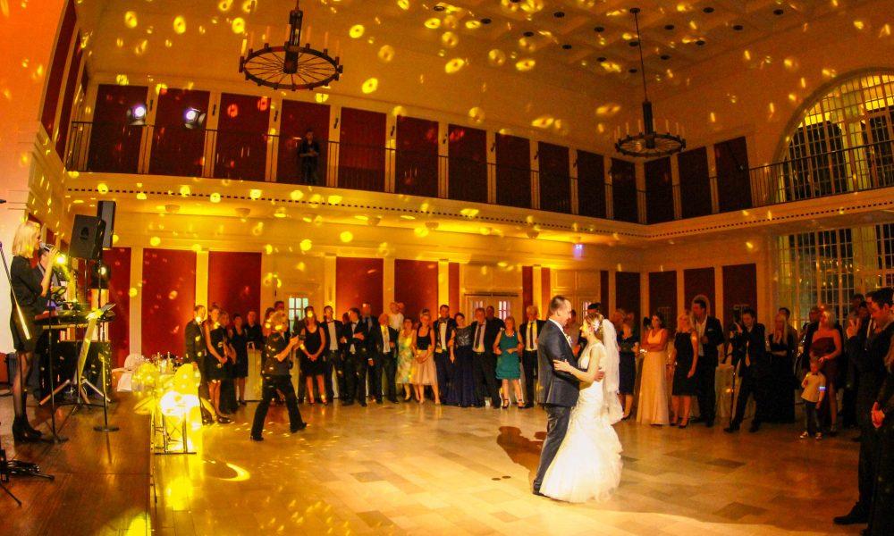 Wunderschöne Hochzeit in Bad Oeyenhausen