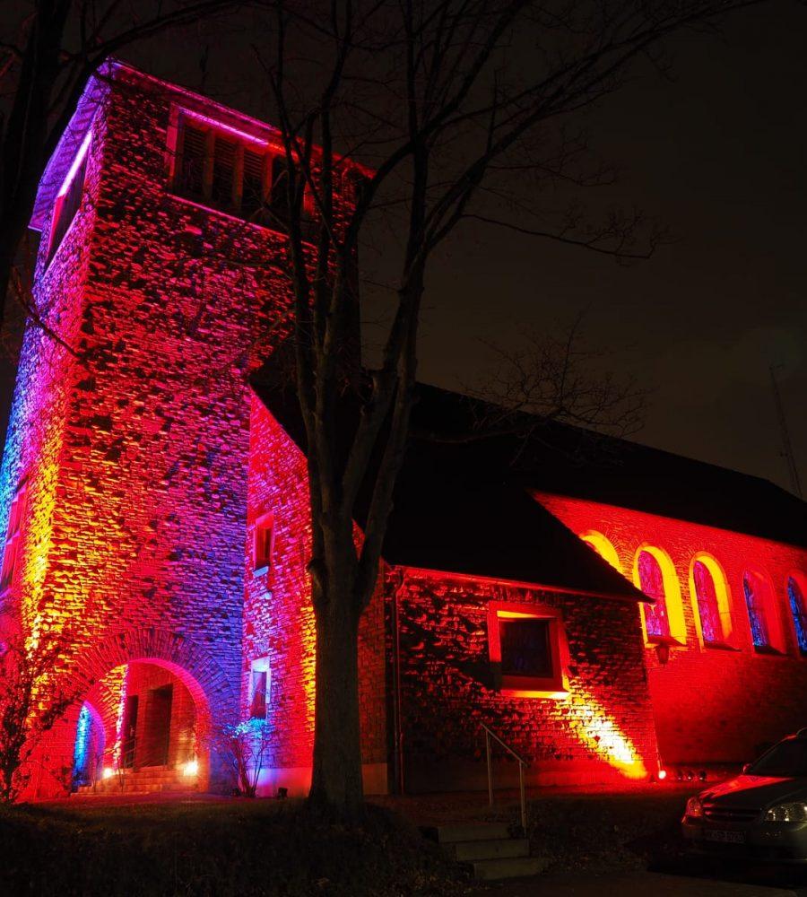 Moitzfeld Kirche